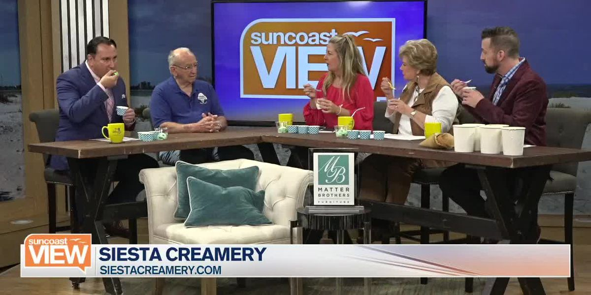 Here's Our Panel Chat With Siesta Creamery Owner Dennis Yoder | Suncoast View