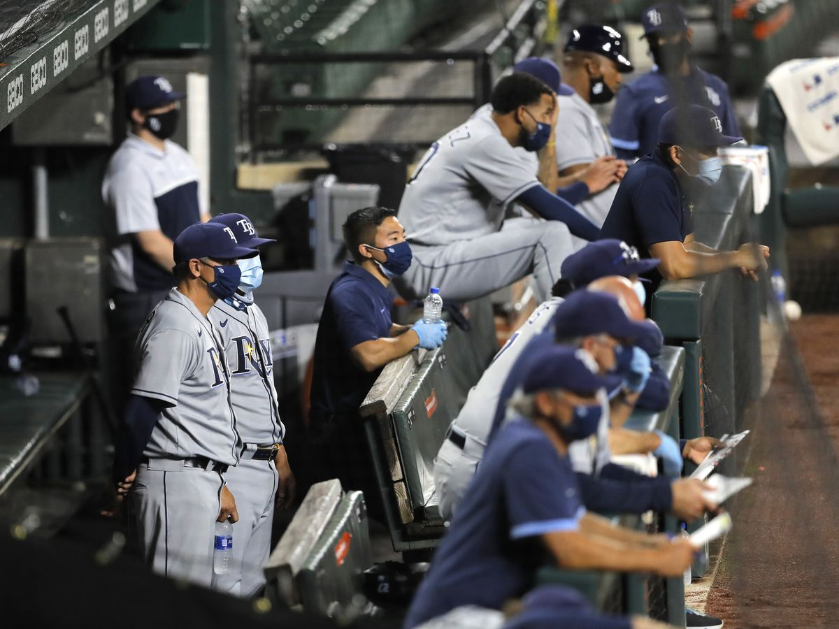Tampa Bay Rays set to take on L.A. Dodgers in World Series