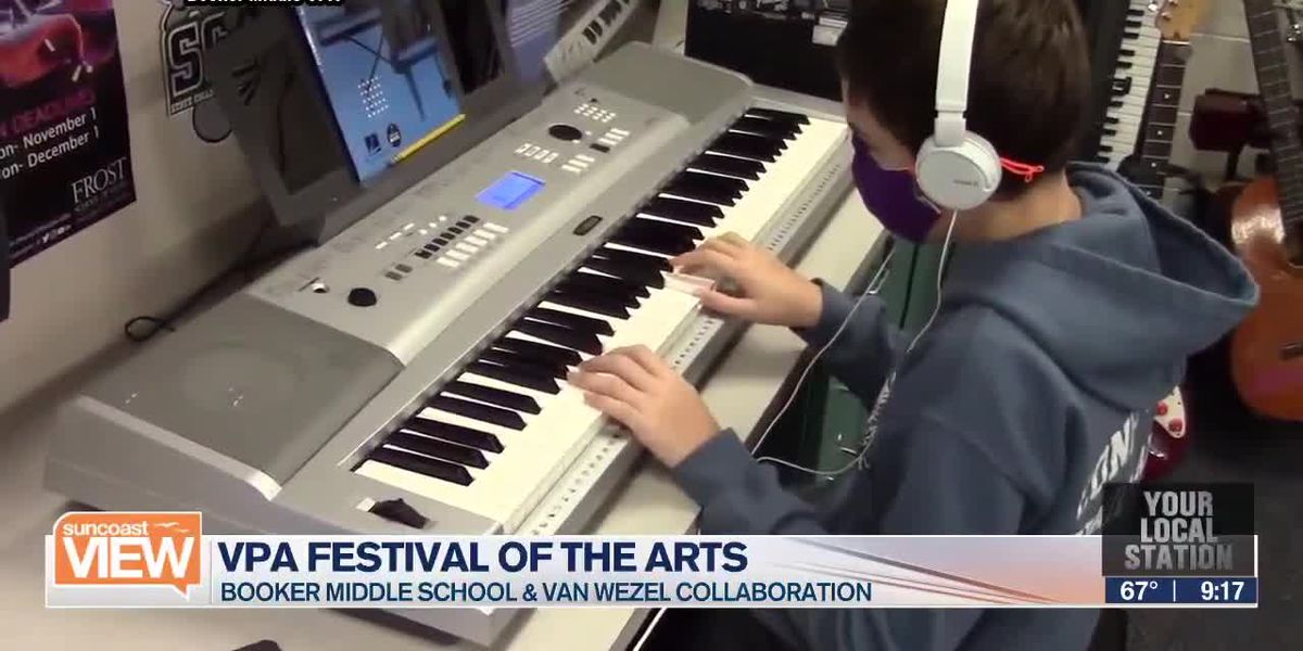 Booker Middle School: VPA Festival of the Arts | Suncoast View