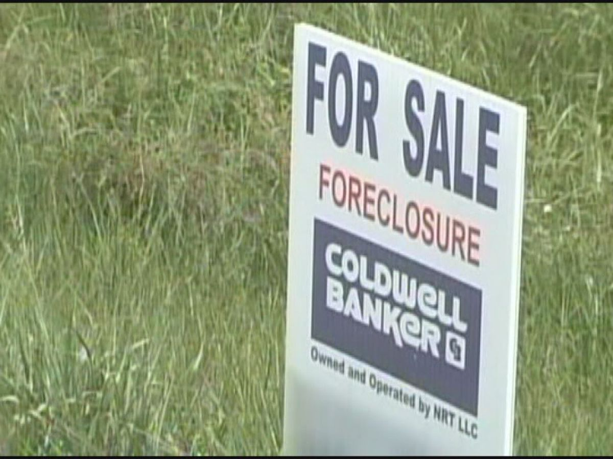Foreclosures spike across the state of Florida