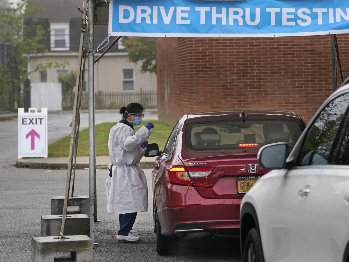 Some hospitals in crisis as US nears high for COVID-19 cases