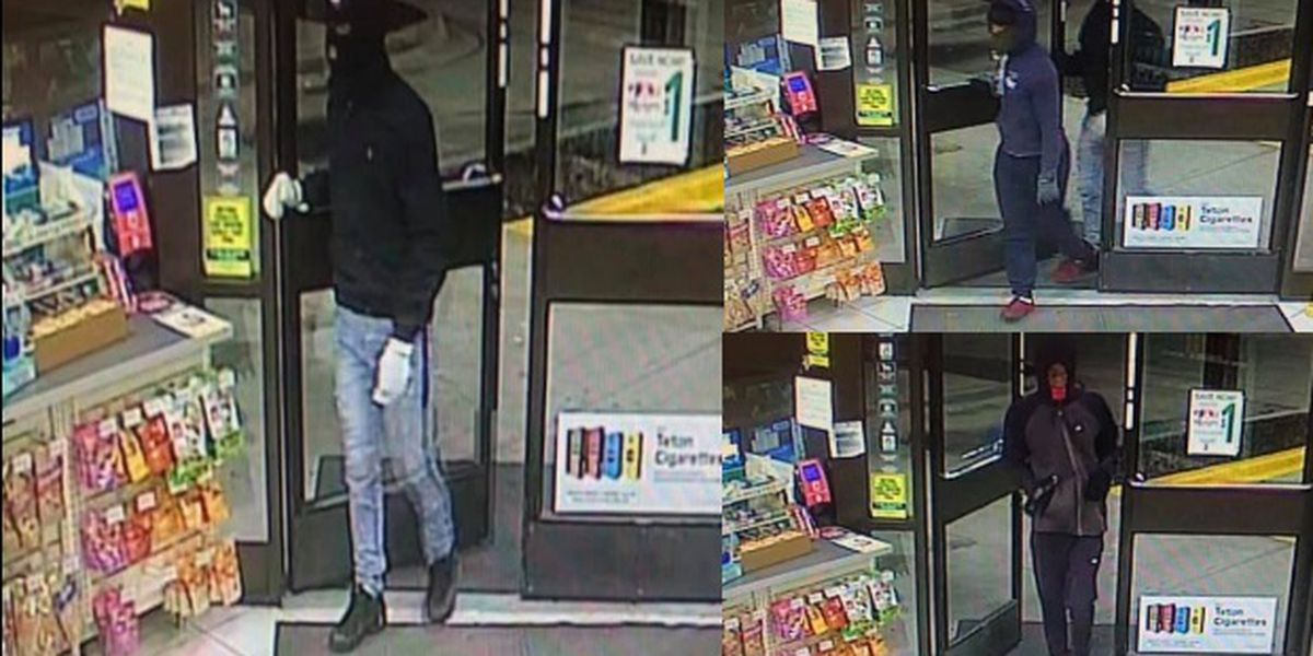 Three suspects hold up to separate 7-Elevens in Sarasota