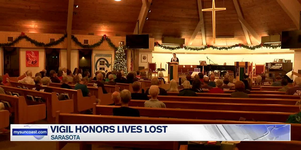 Vigil Honors Lives Lost