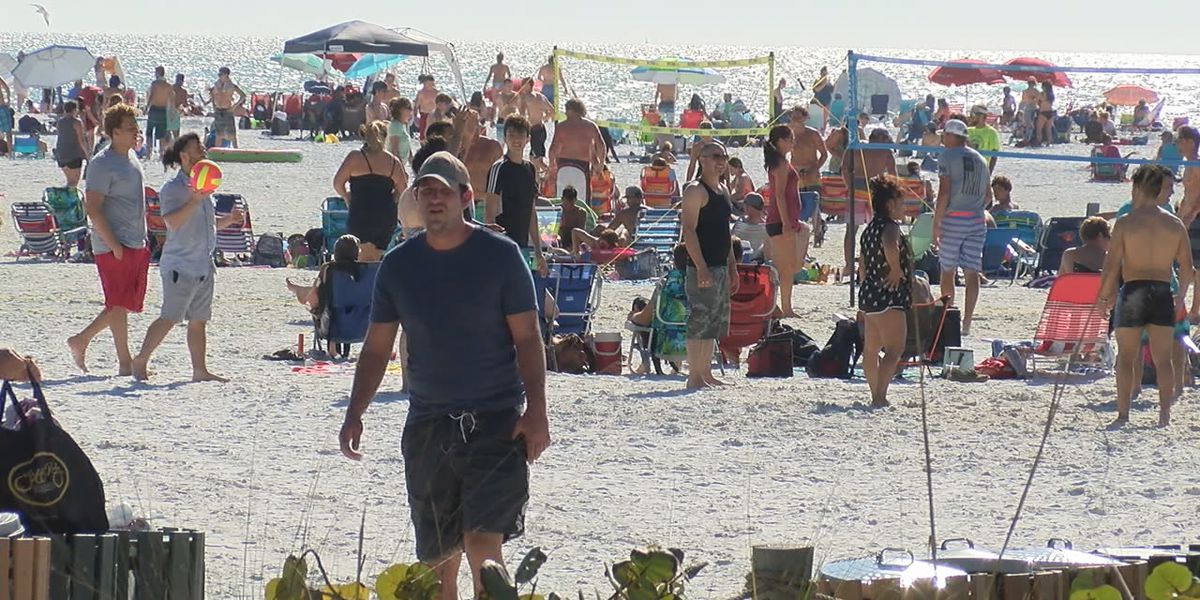 Influx of people on the Suncoast helps economy still recovering from red tide