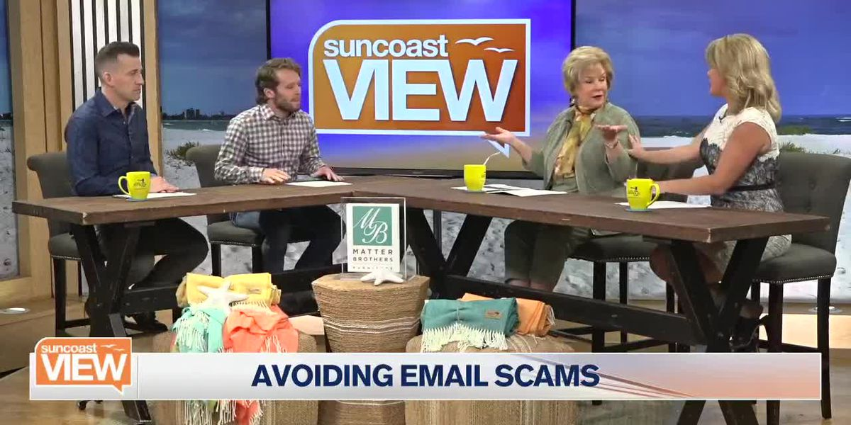 We Learn About a New Online Scam that Hit Close to Home | Suncoast View