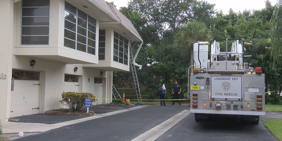 Man shocked, found not breathing and with no pulse after ladder hits power line on Longboat Key