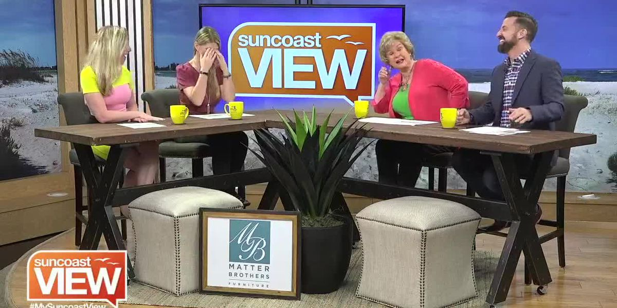 A Matchmaker Mom Goes Viral, and What is America's Favorite TV Workplace Couple? | Suncoast View