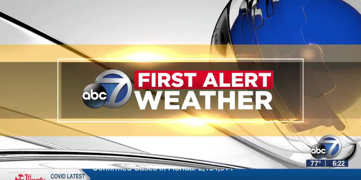 WWSB First Alert Weather 6 p.m. Tuesday 4/13/2021