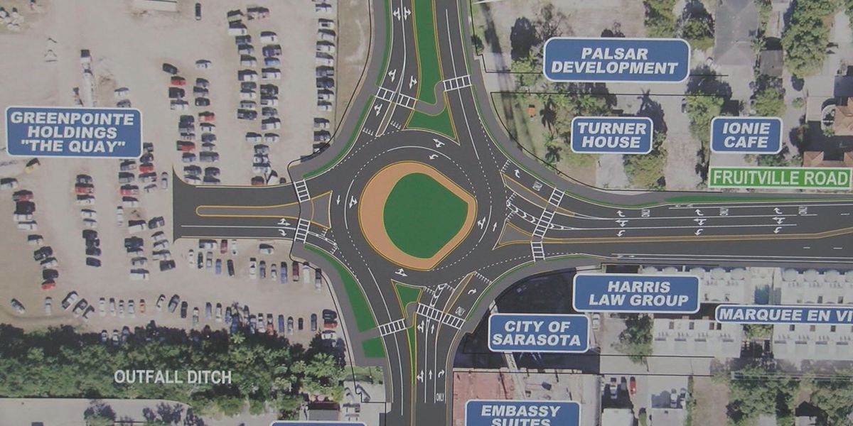 Residents have questions answered ahead of construction at US 41 and Fruitville Road in Sarasota