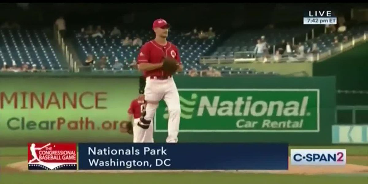 Congressional Baseball Game