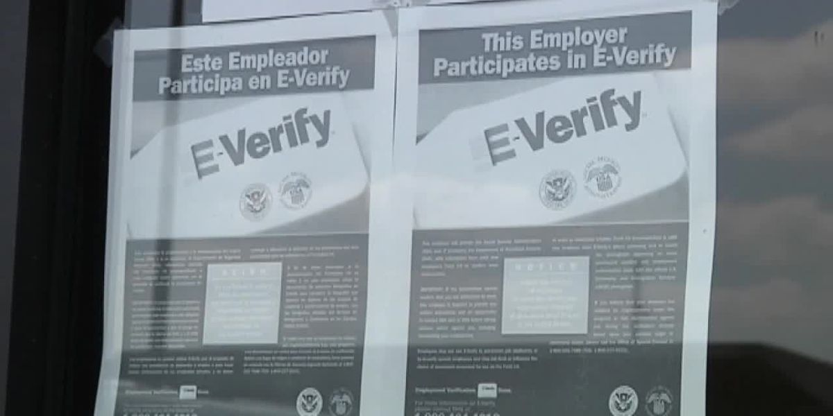 Republican leaders oppose Gov. DeSantis plan to have businesses use E-Verify