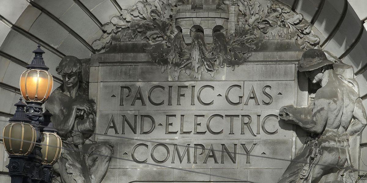 Wildfire victims sue former PG&E executives, alleging neglect