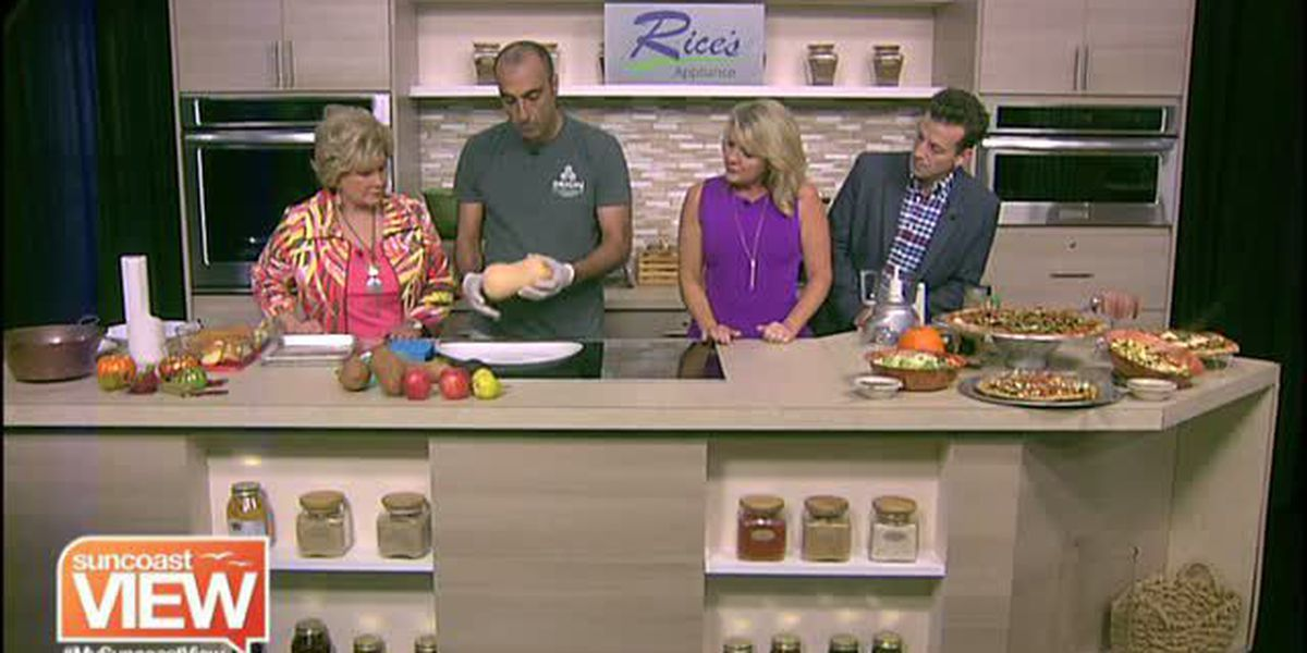 Homemade Baby Food with Chef Rami from Origin Pizza | Suncoast View
