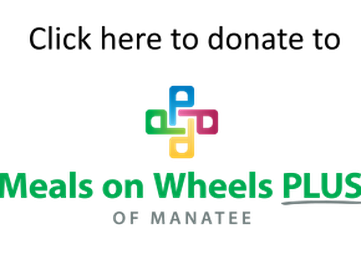 Meals on Wheels PLUS of Manatee County has a way to support them while you shop this Black Friday