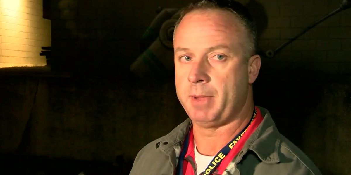 Suspect 'executed my officer,' Ark. police chief said of officer's killing