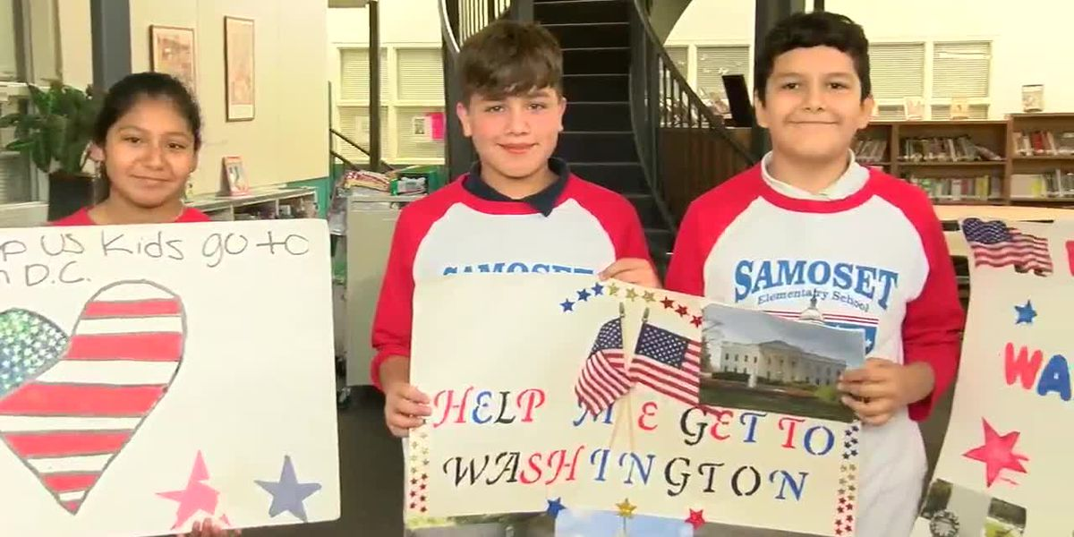 Samoset Elementary School students preparing for trip of a lifetime