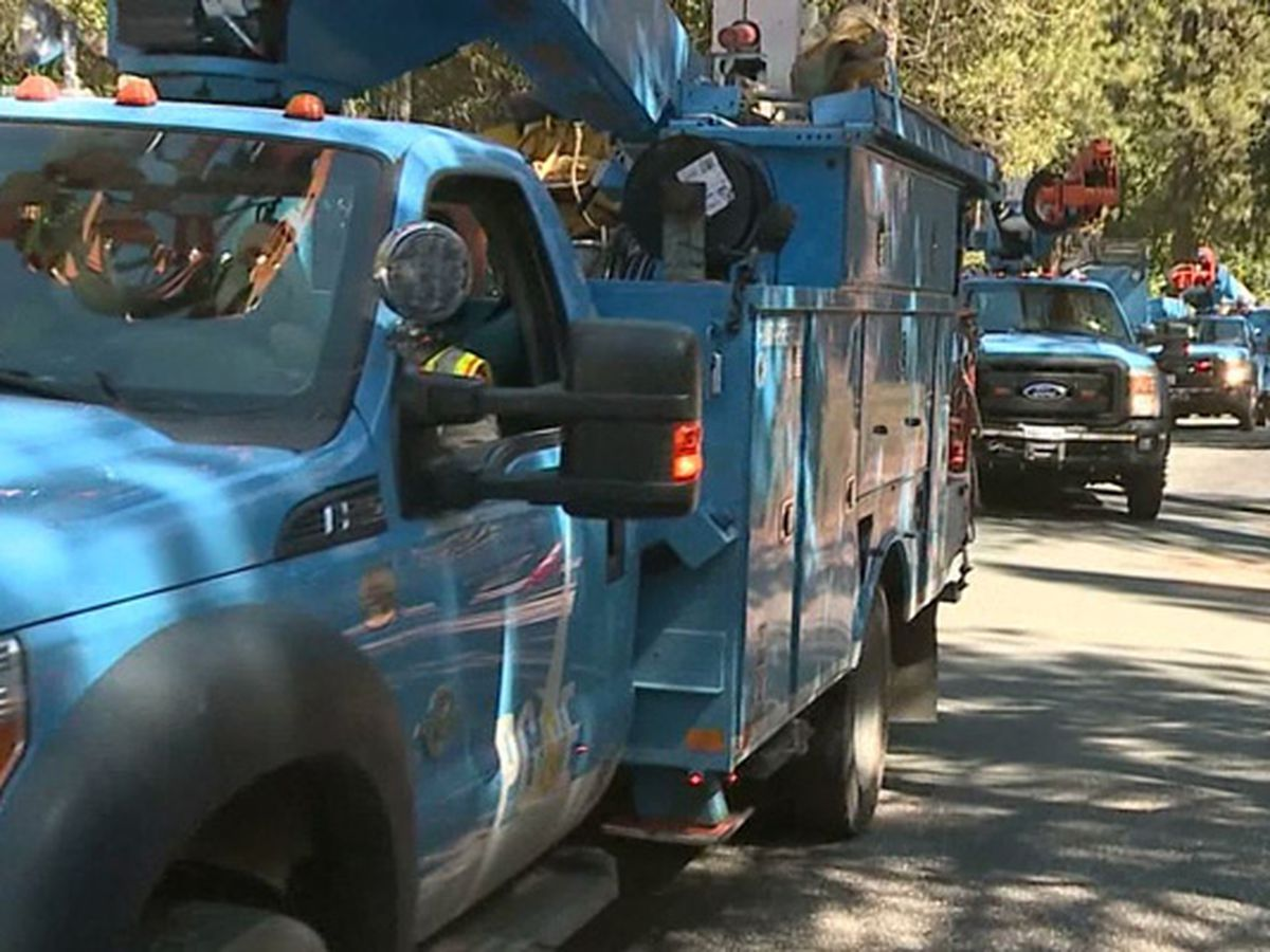 PG&E begins new mass power shutoff over fire danger