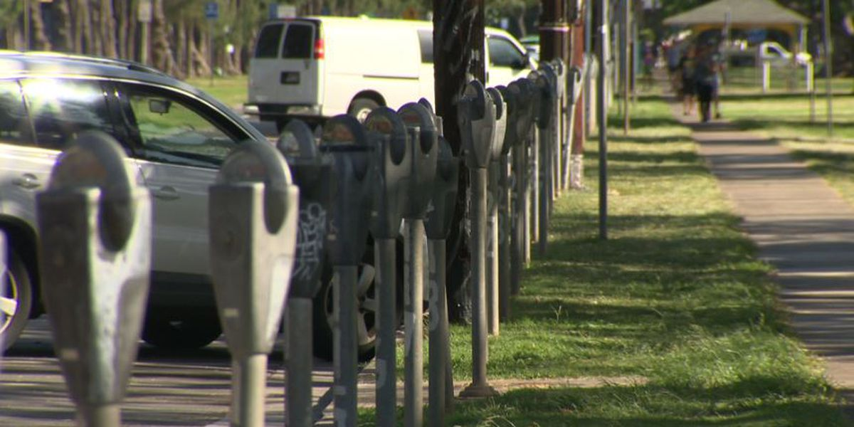 Parking meters roll out in Downtown Sarasota this week