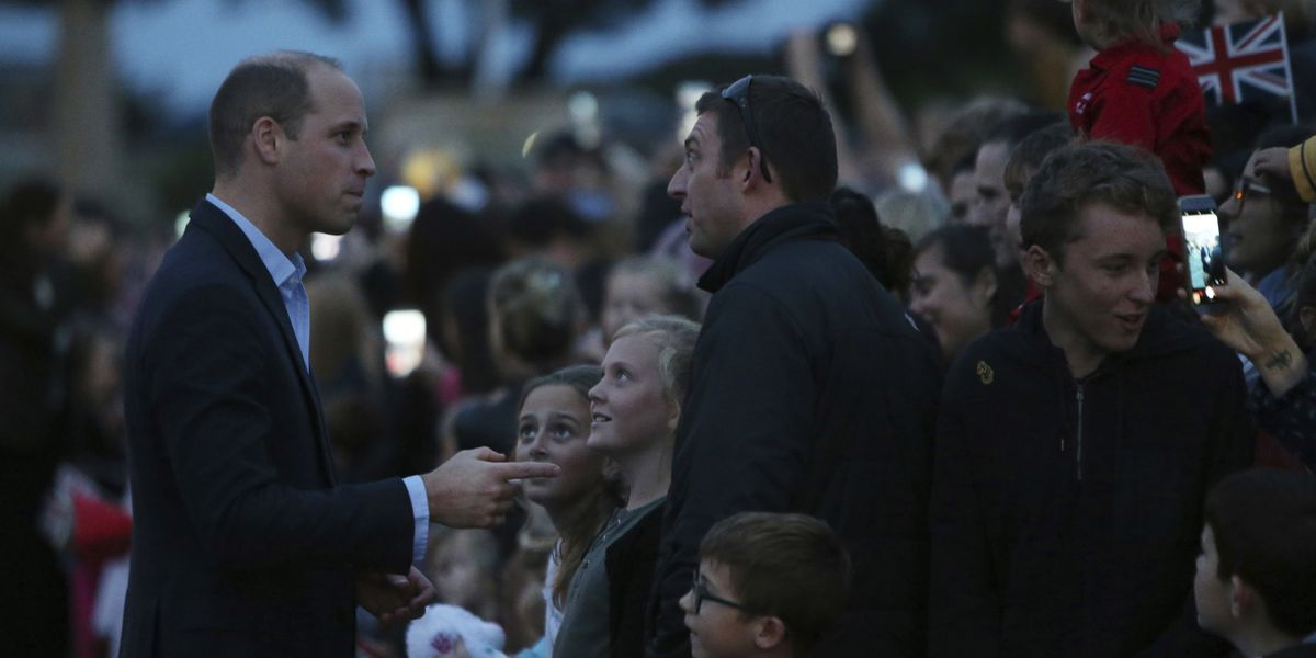Prince William, wife Kate bring gifts to UK forces in Cyprus