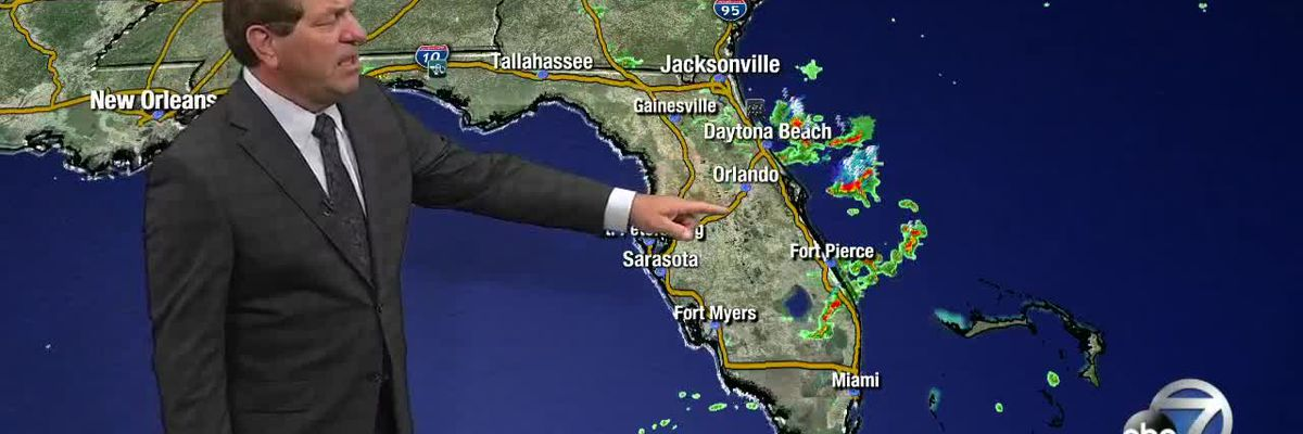 First Alert Weather - 11pm July 9, 2020