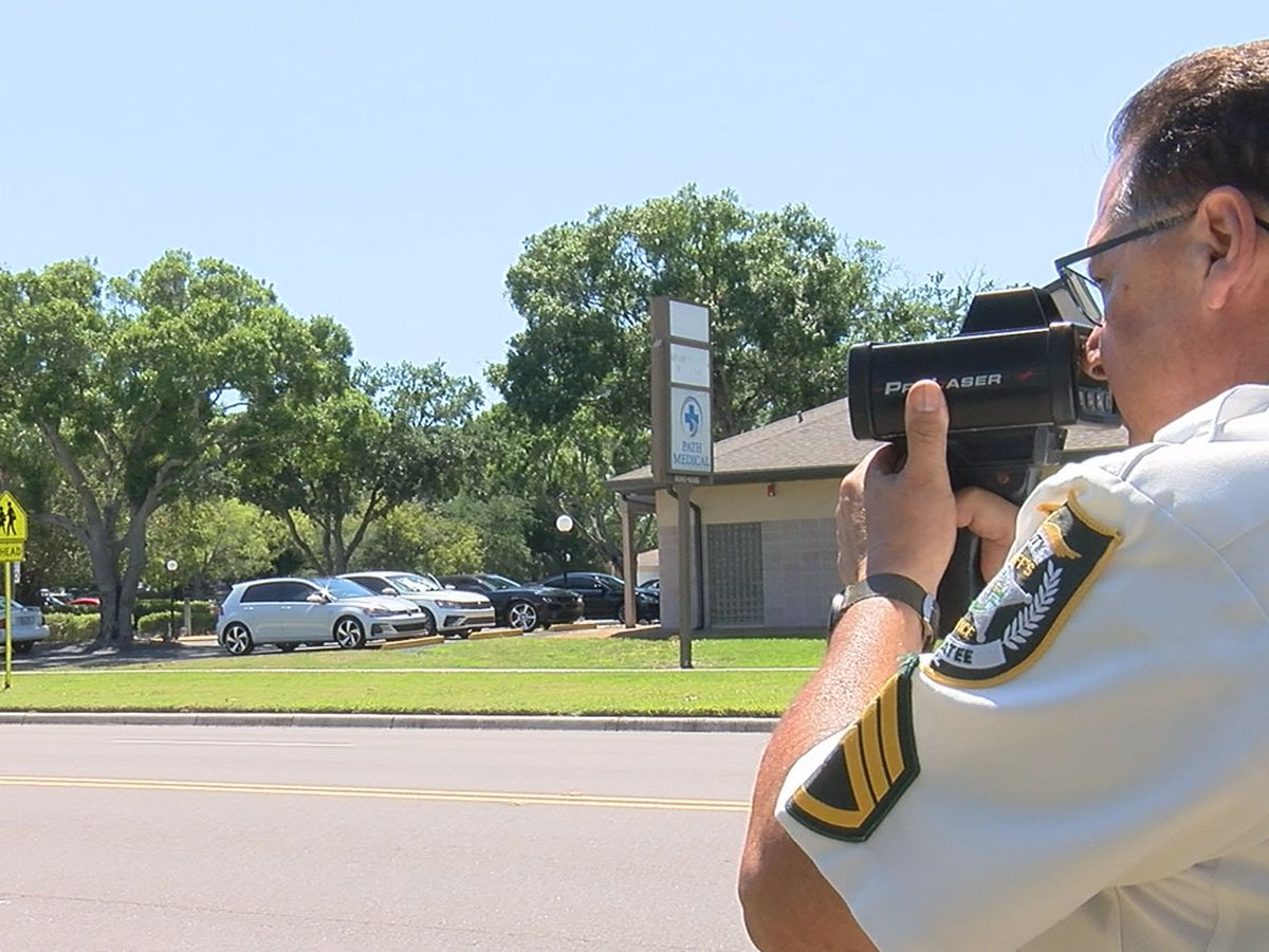 Sheriff offices statewide crackdown on bad drivers in school zones