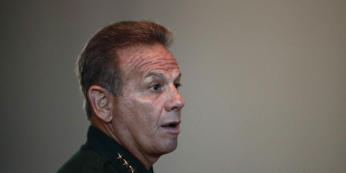 New Florida governor suspends sheriff after school massacre
