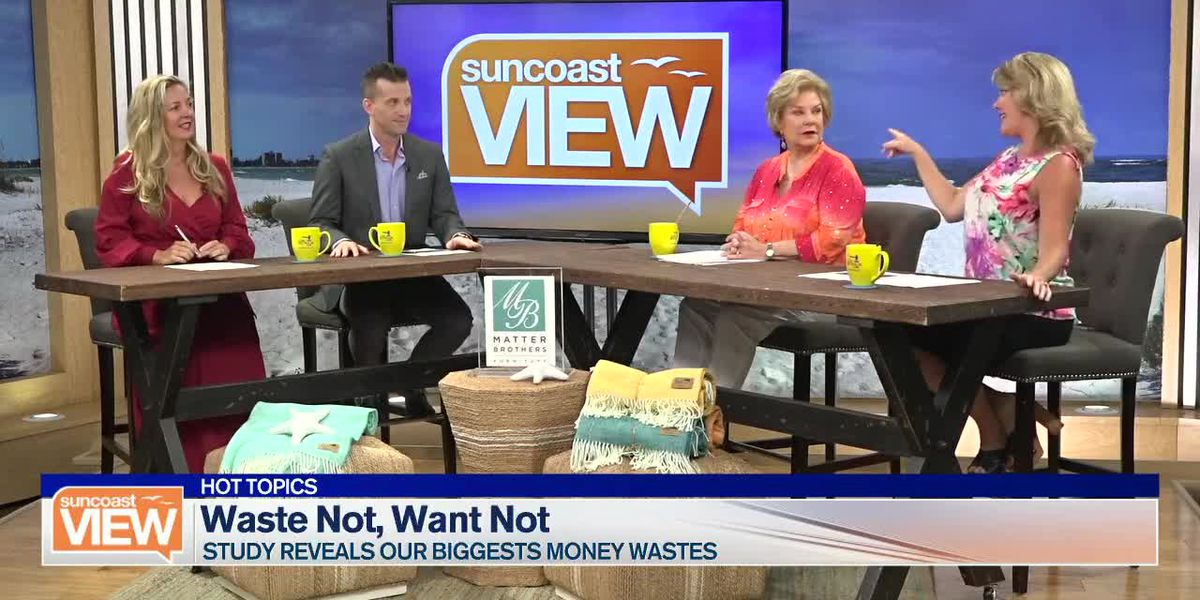 What's Your Biggest Money Waste? We Look at a New Study   Suncoast View