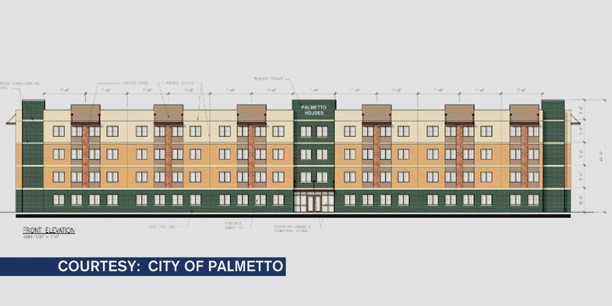 New workforce housing apartments approved for Palmetto property