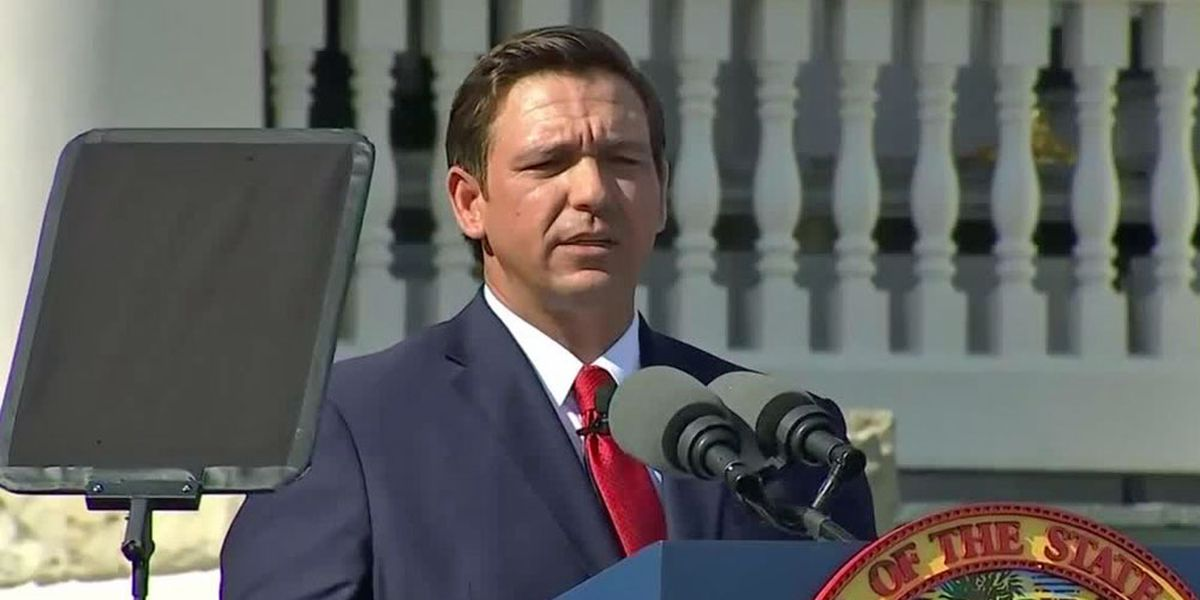 DeSantis puts up stop sign for Louisiana travelers