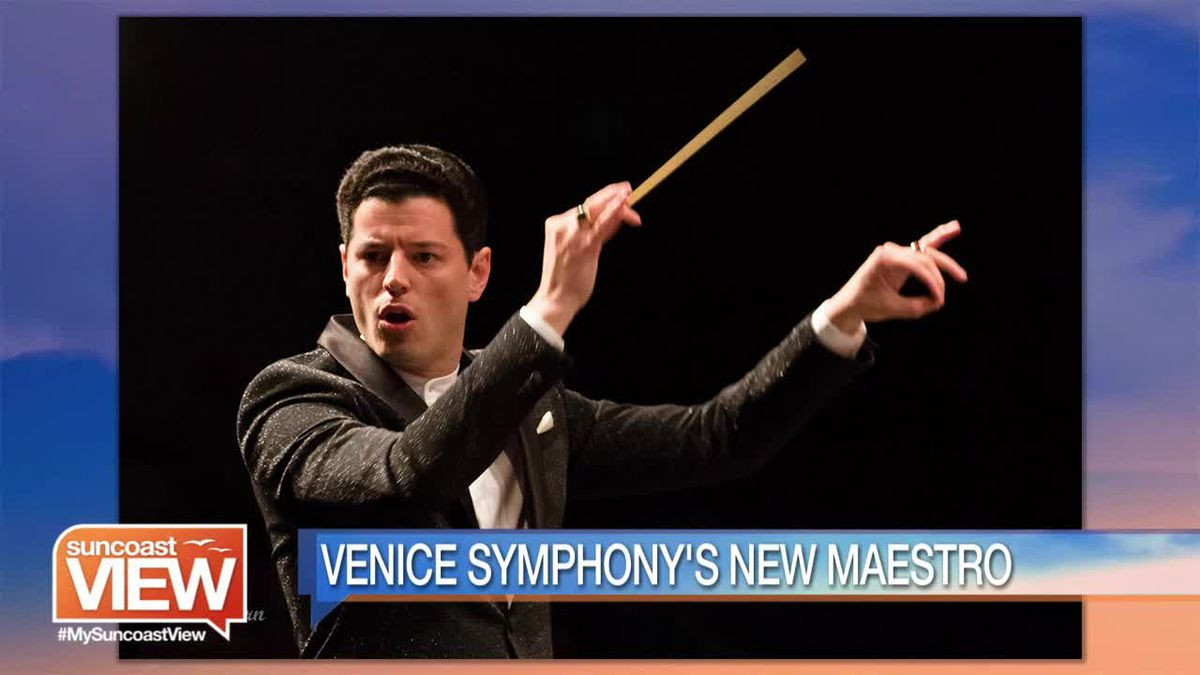 Meet Troy Quinn, the New Maestro of The Venice Symphony   Suncoast View