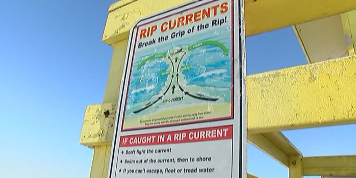 Here's what you need to know about rip currents