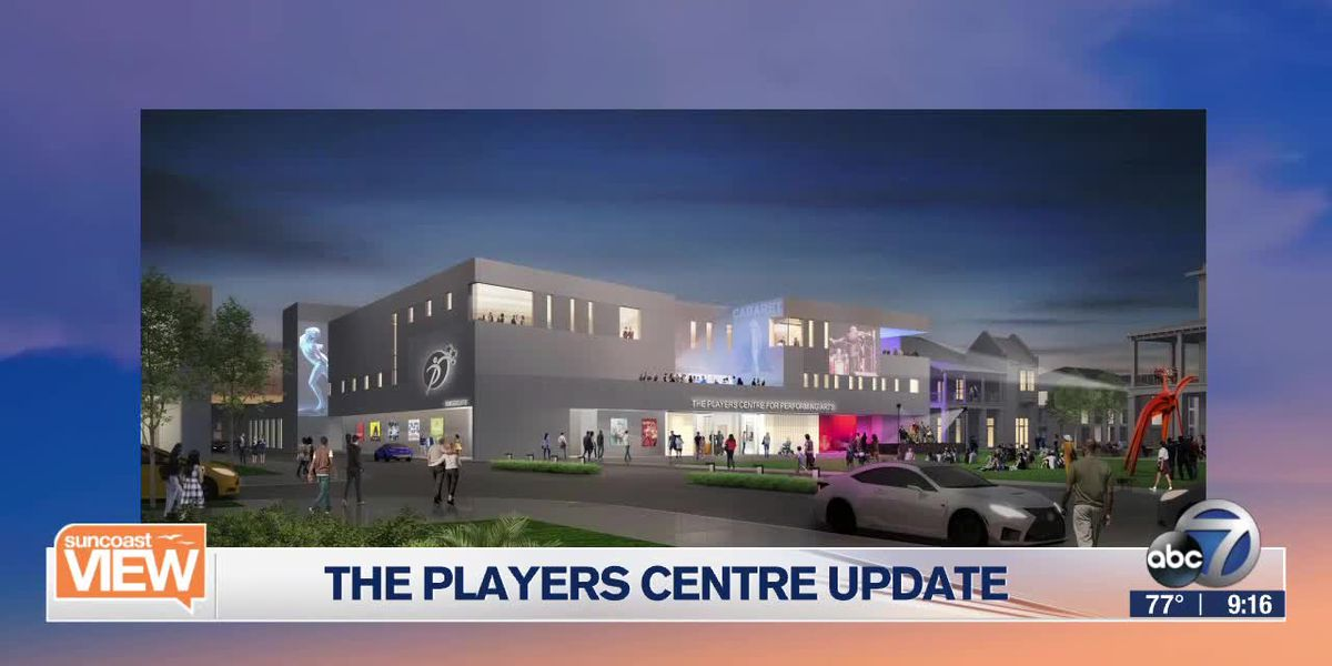 The Players Centre update   Suncoast View