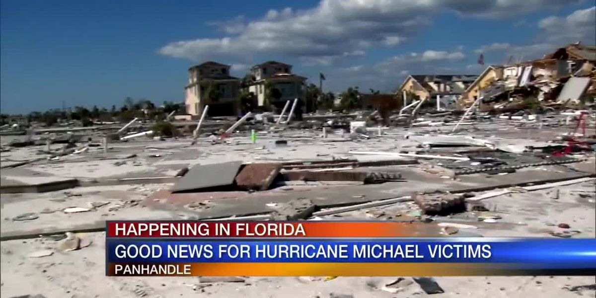 Federal Dollars for Hurricane Michael relief