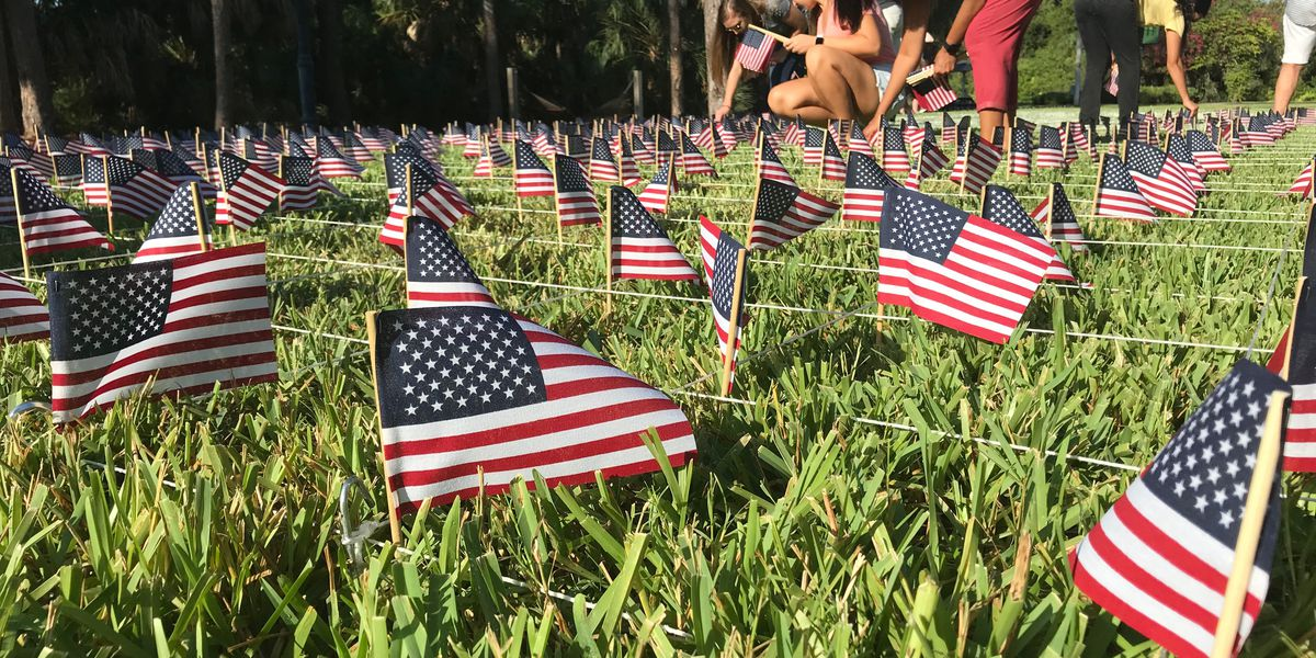USF Sarasota-Manatee preparing for 9/11 ceremony