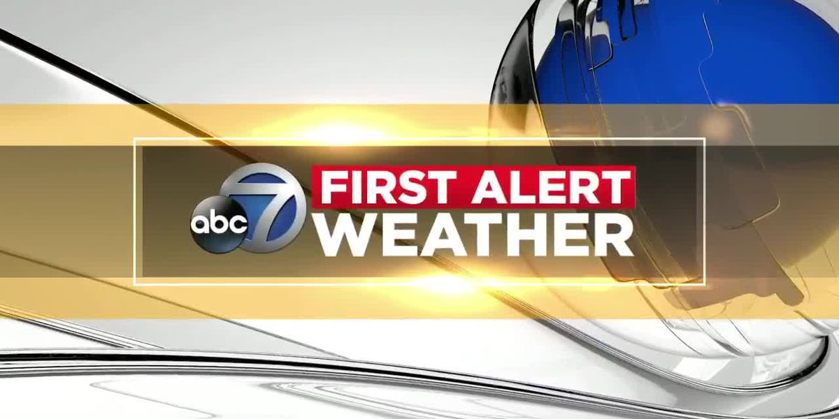 First Alert Weather - 11:00pm August 18, 2019