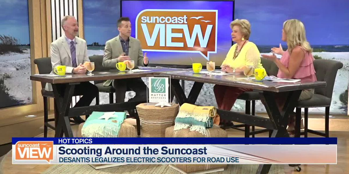Are Scooters Safe for the Suncoast? We Debate that and More Hot Topics   Suncoast View
