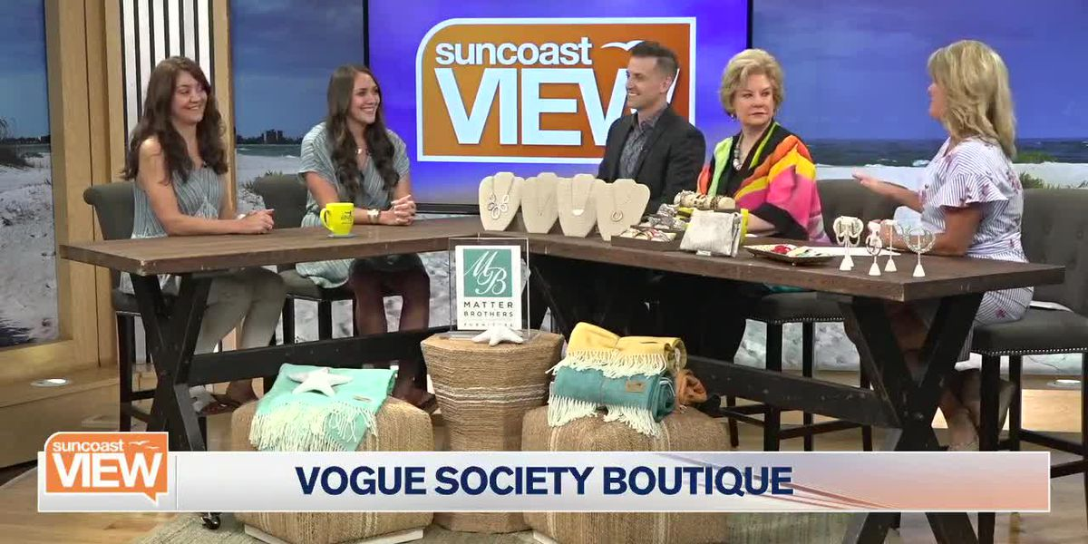 Meet the Mother-Daughter Team Behind Vogue Society Boutique | Suncoast View