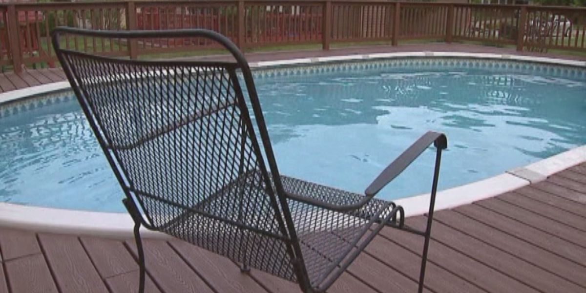 Protect your pool during severe weather
