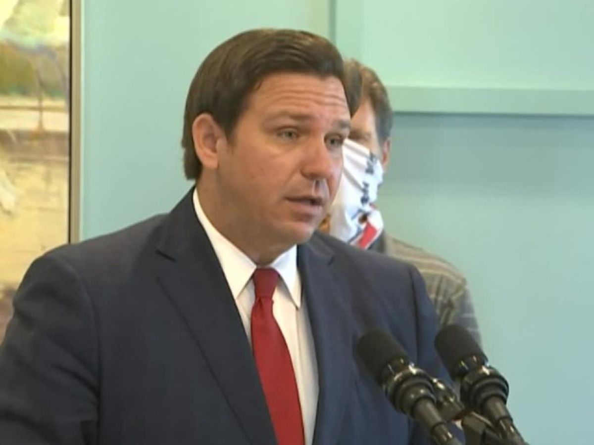 DeSantis extends order blocking business shutdowns
