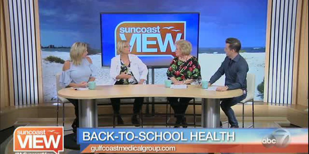 Learn About the Importance of Back to School Physicals | Suncoast View