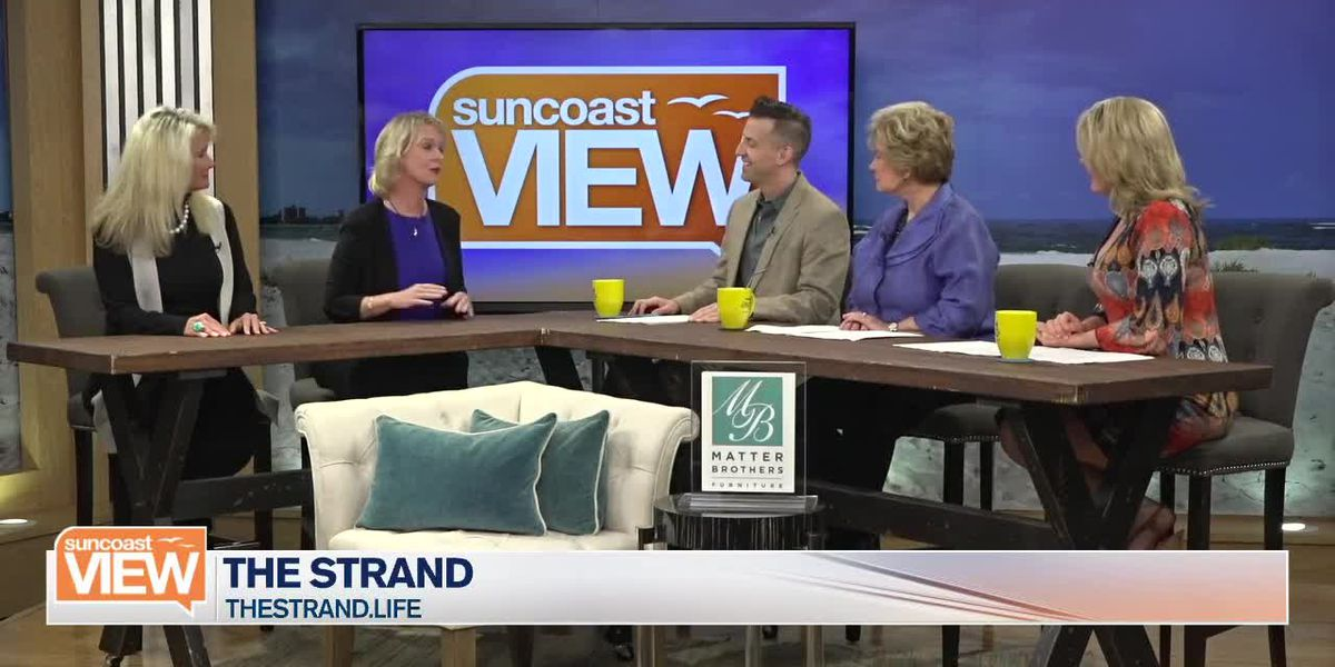 We Learn About The Strand and The Bay Project | Suncoast View