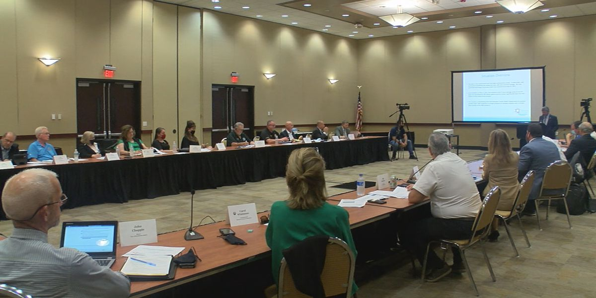 Leaders in Manatee County receive update on Piney Point during Council of Governments meeting