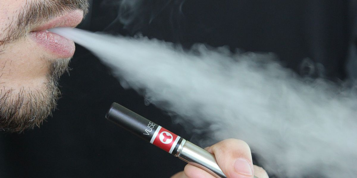 Law banning vaping in workplaces goes into effect next week