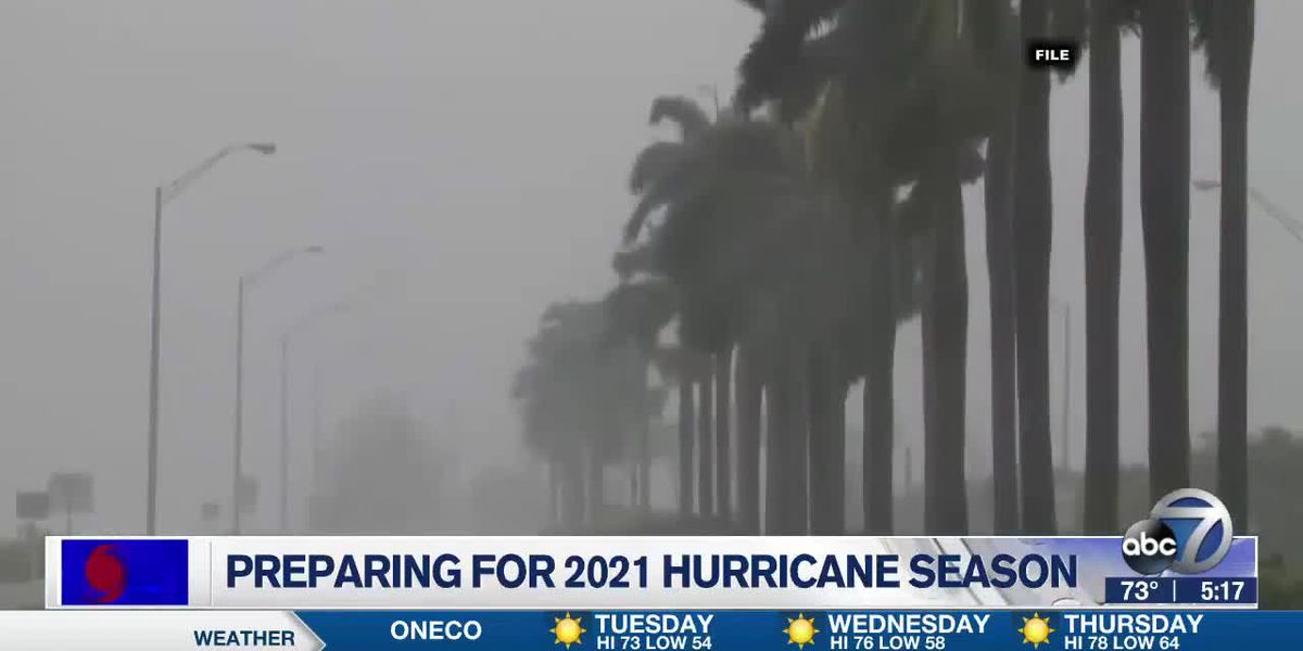 Less than 100 days until 2021 hurricane season