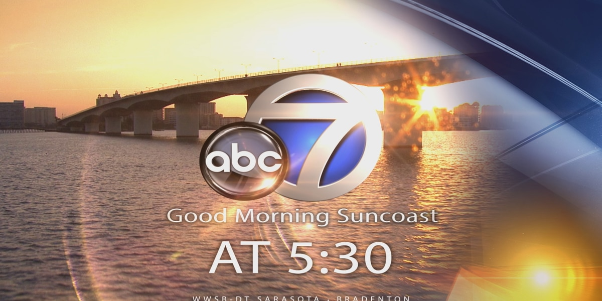Good Morning Suncoast at 5am - December 12, 2018 Part 2