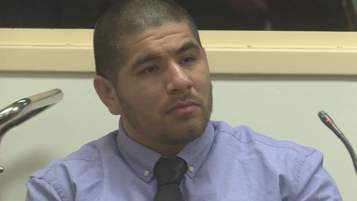 Gang Member re-sentenced from life to 40 years in prison for a murder he committed as a minor