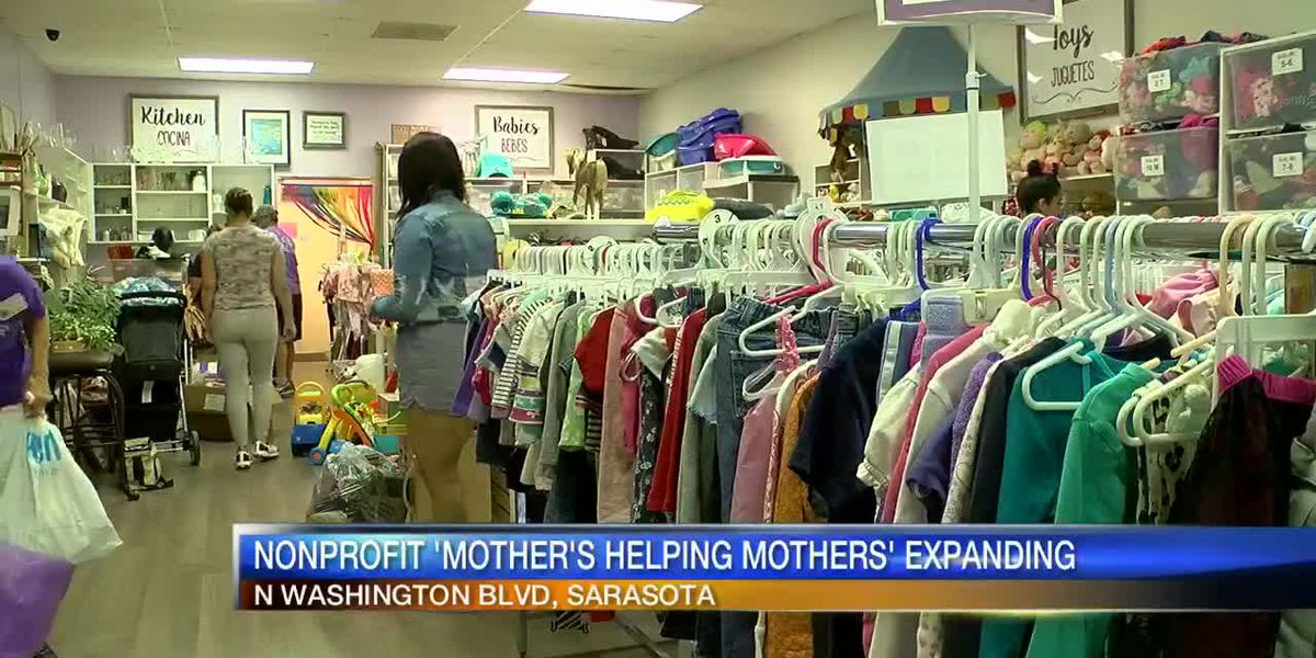 Nonprofit 'Mothers Helping Mothers' is expanding