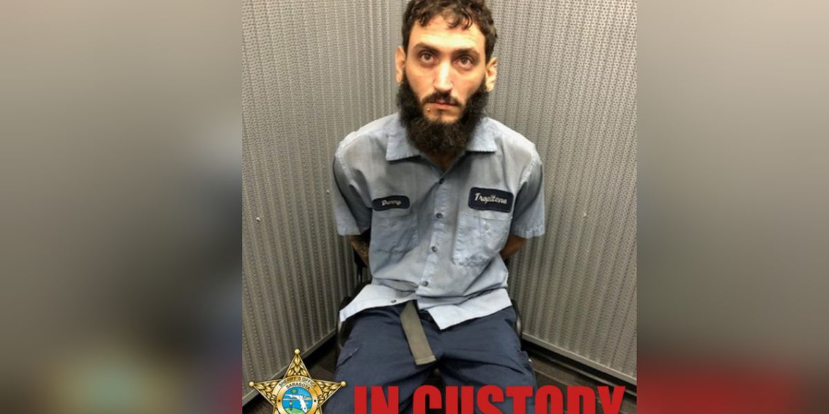 Man allegedly suspected of committing murder in Idaho captured in Sarasota