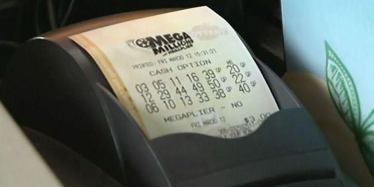 Mega Millions jackpot climbs to $418 million