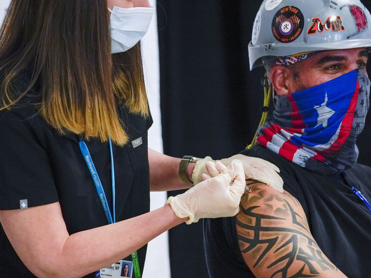 Fully vaccinated can drop the masks, skip social distancing
